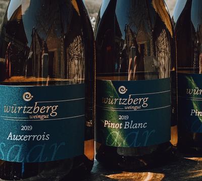 Online Shop Würtzberg burgunder und Rieslinge kaufen