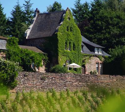 Das erste Weingut an der Saar